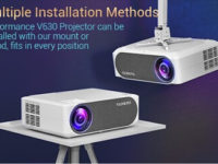 V630-Projector-Mounting